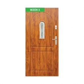 Drzwi Wikęd wzór 3