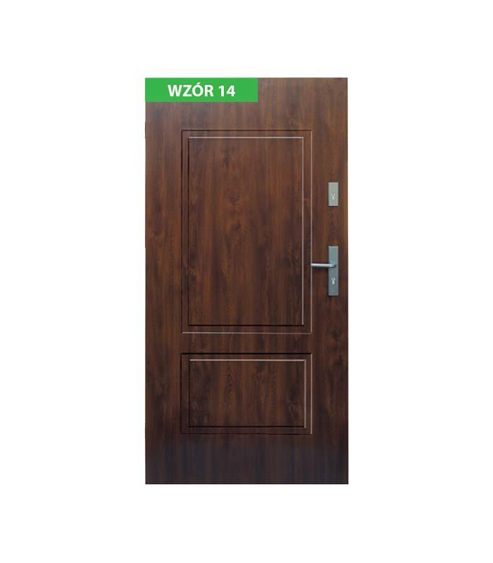 Drzwi Wikęd wzór 14