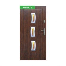 Drzwi Wikęd wzór 16