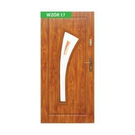 Drzwi Wikęd wzór 17