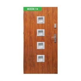 Drzwi Wikęd wzór 19