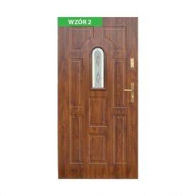 Drzwi Wikęd wzór 2