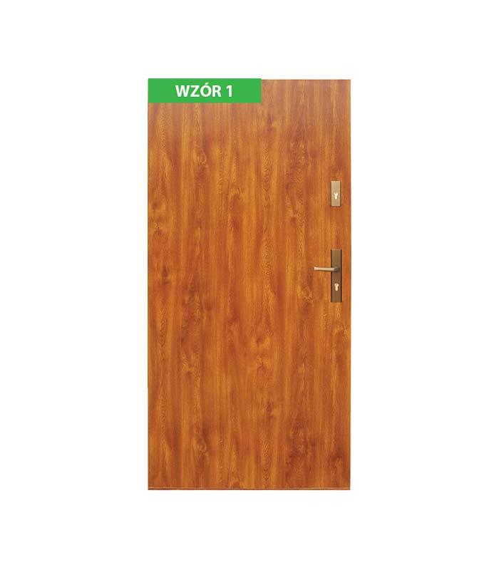 Drzwi Wikęd wzór 1