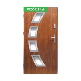 Drzwi Wikęd wzór 21A