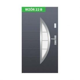 Drzwi Wikęd wzór 22B