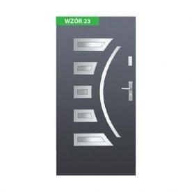 Drzwi Wikęd wzór 23