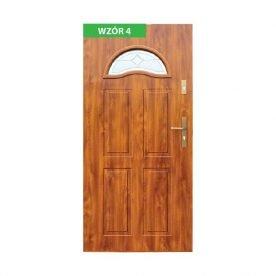 Drzwi Wikęd wzór 4