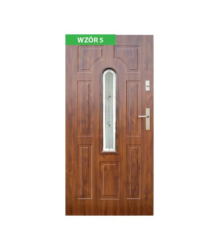 Drzwi Wikęd wzór 5