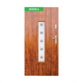 Drzwi Wikęd wzór 6