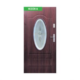 Drzwi Wikęd wzór 8