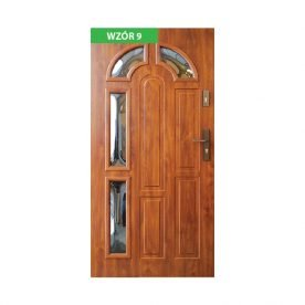 Drzwi Wikęd wzór 9