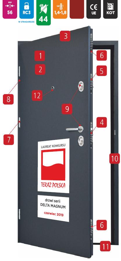 drzwi-delta-magnum-56k-schemat-bez-ppoz