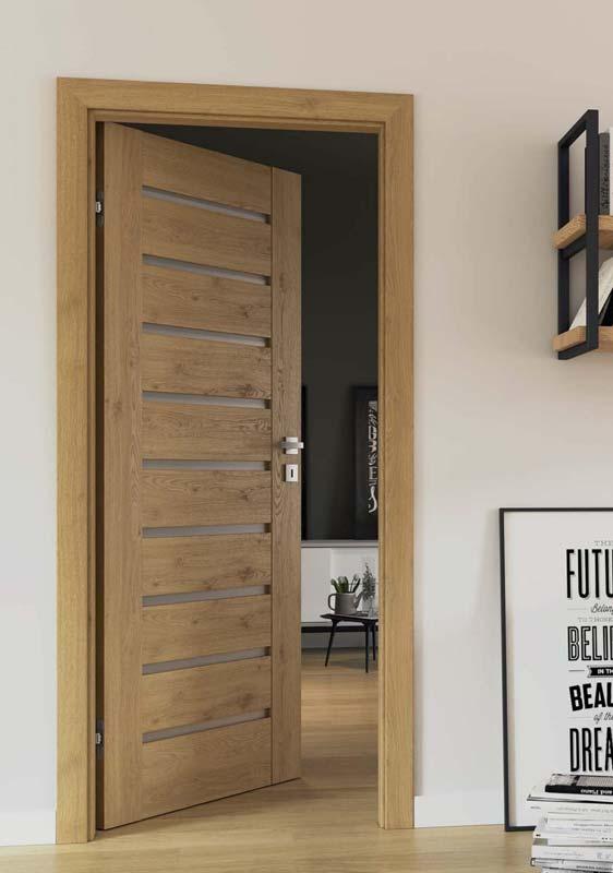 Drzwi Porta Koncept wizualizacja