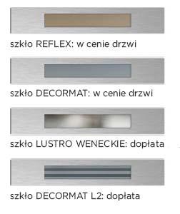 drzwi-delta-gladkie-linea4-plus-inox-przeszklenie