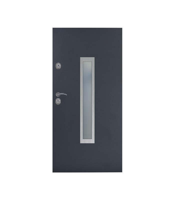 drzwi-delta-gladkie-prostokat-inox