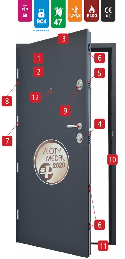 drzwi-delta-magnum-58k-ppoz-schemat